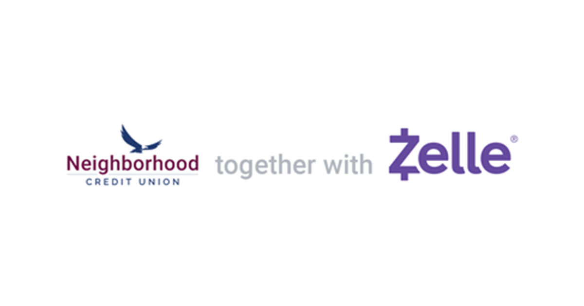 Logo of Zelle and Neighborhood Credit Union